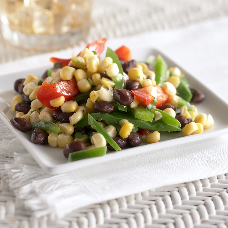 Spicy Corn Salad Diabetic Living Magazine