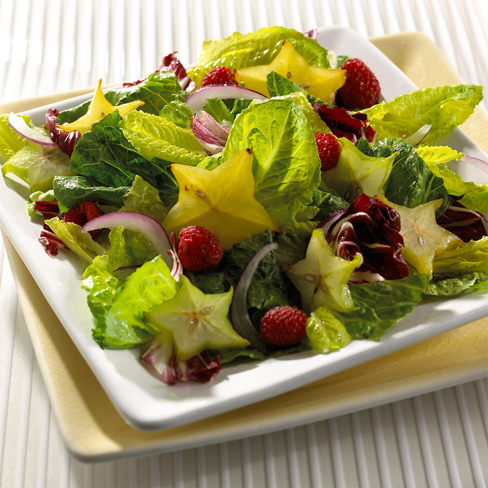 Star Fruit Salad Diabetic Living Magazine