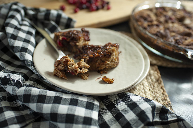 Grain-Free Cranberry Sticky Buns