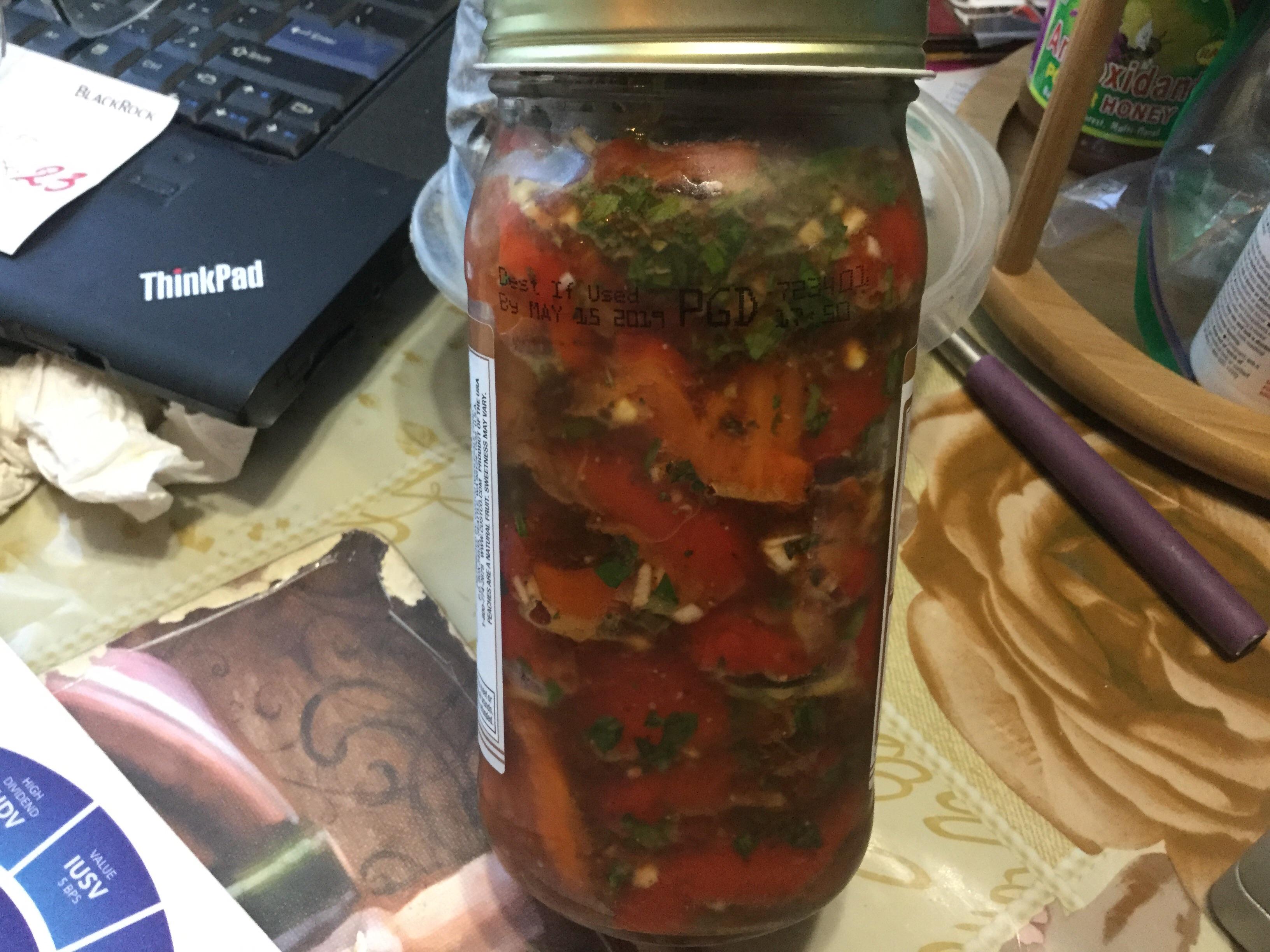 Marinated Peppers bolepa