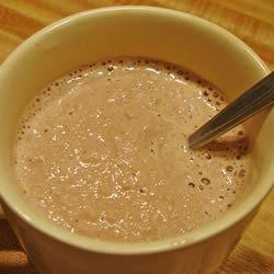 Chocolate Mug Milkshake Scotdog