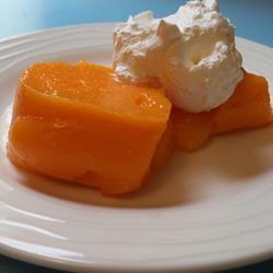 Orange Sherbet Salad II Rae