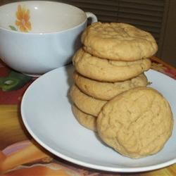 The Whole Jar of Peanut Butter Cookies lovecakes