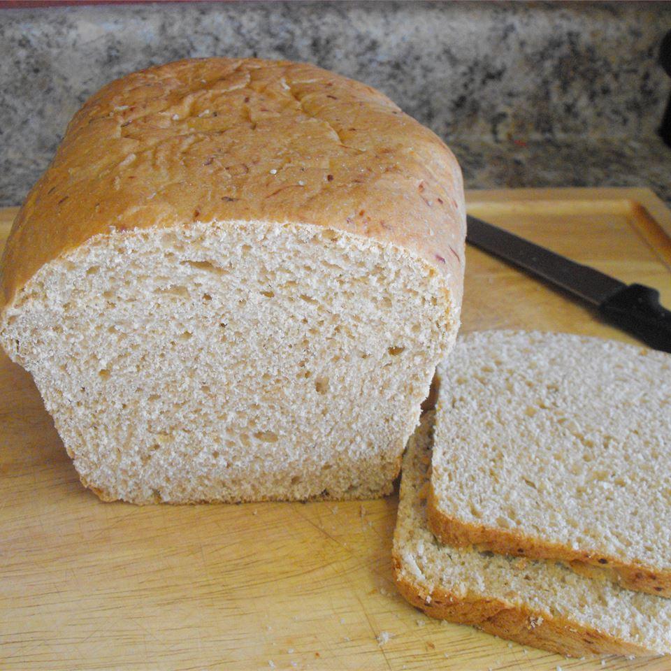 Buttermilk Wheat Bread