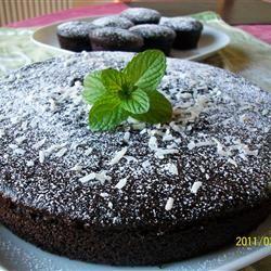 Grandpop's Special Chocolate Cake