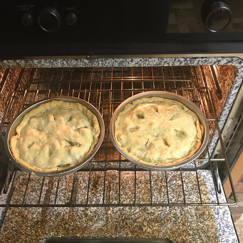 Pheasant Pot Pie Les Sayler