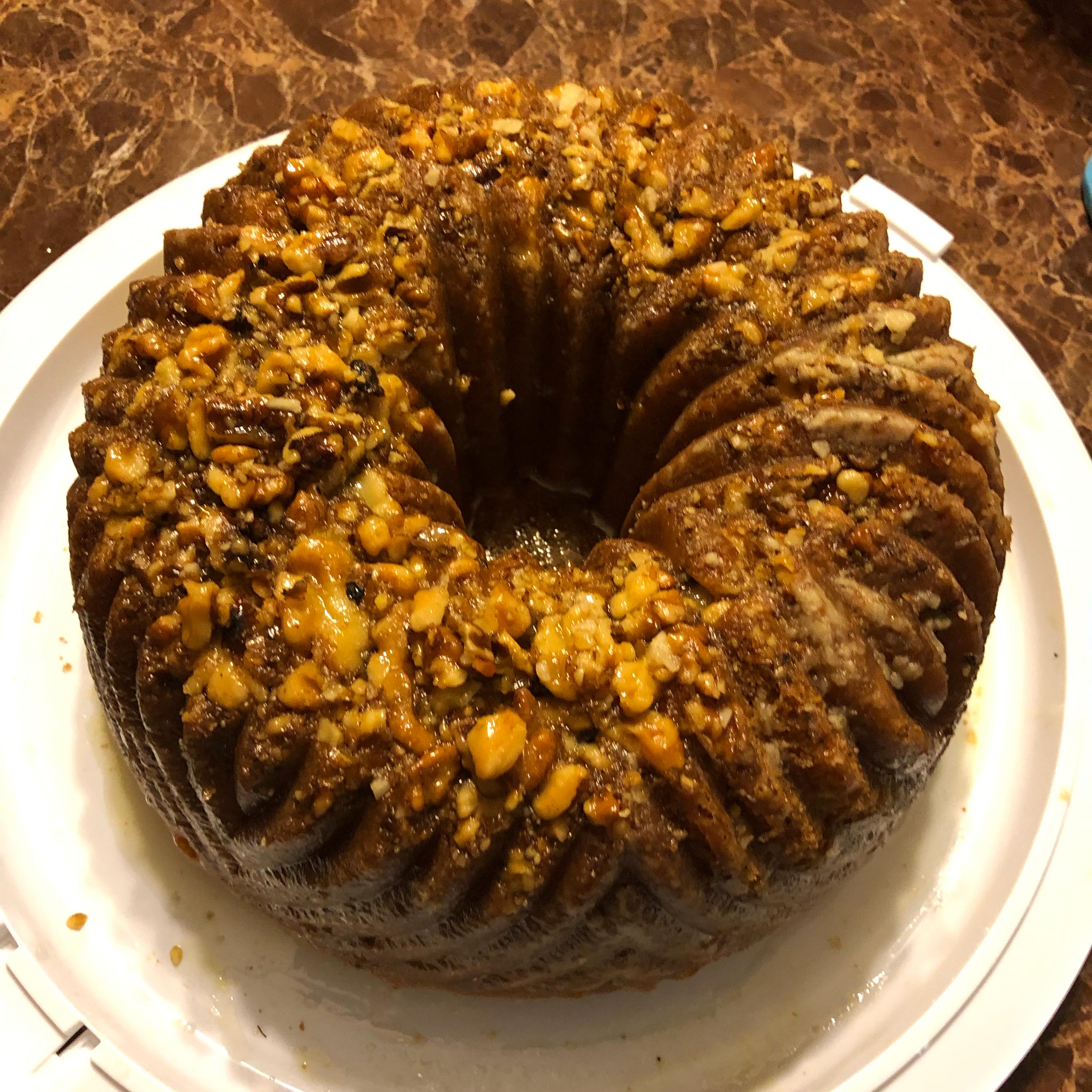 Mom's Rum Cake