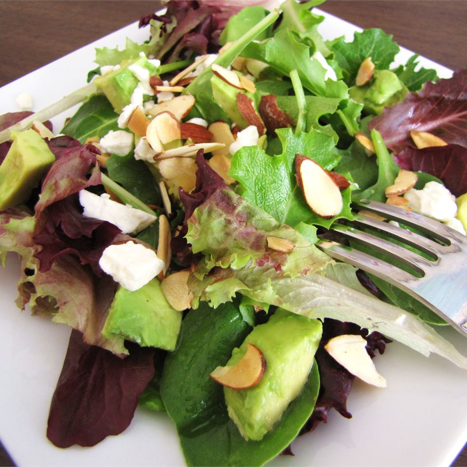 Great Green Salad Dianne