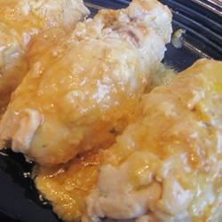Apple Stuffed Chicken Breast
