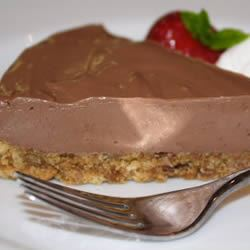 Kahlua® Chocolate Cheesecake