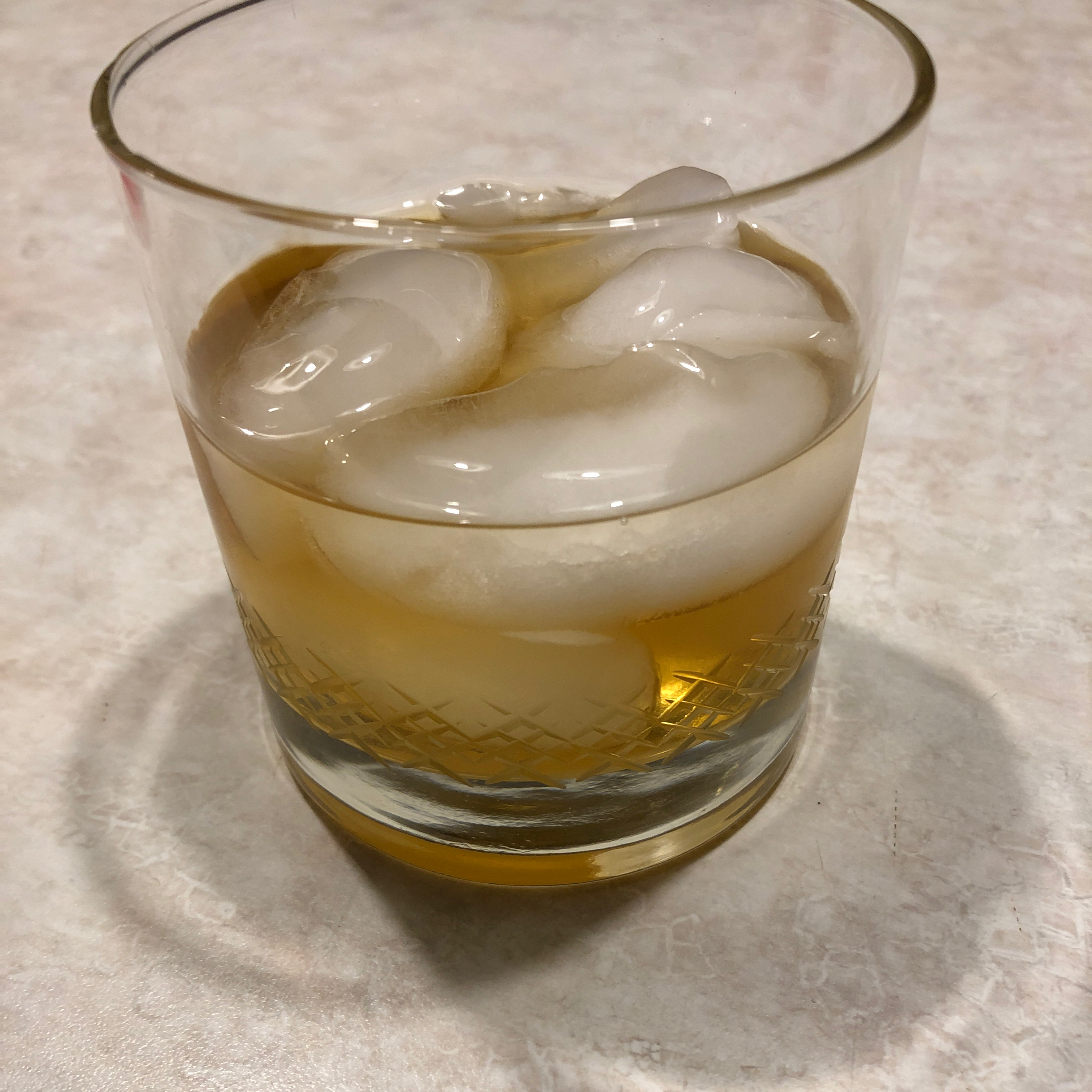 The Rusty Nail Cocktail