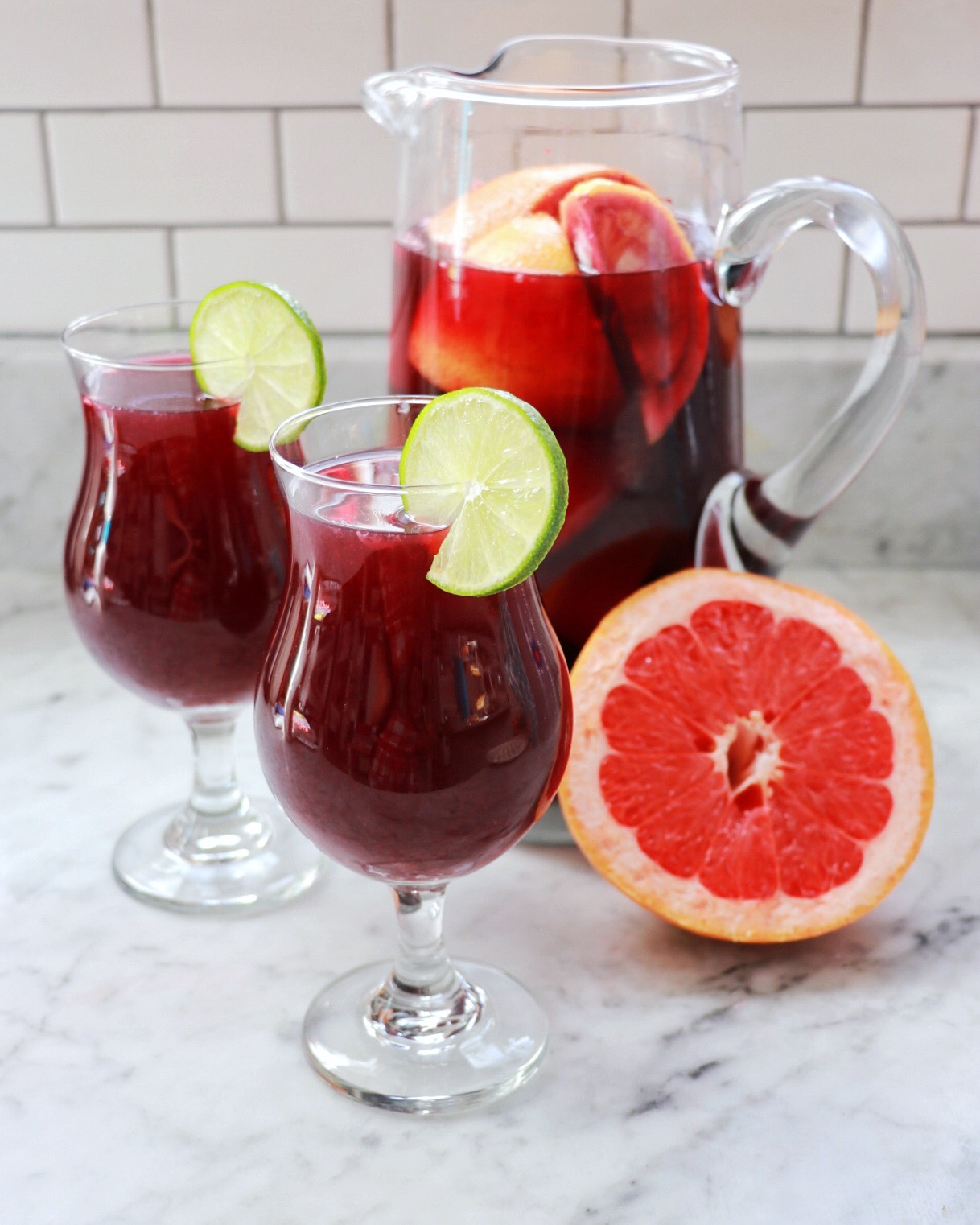 Holiday Sangria fabeveryday