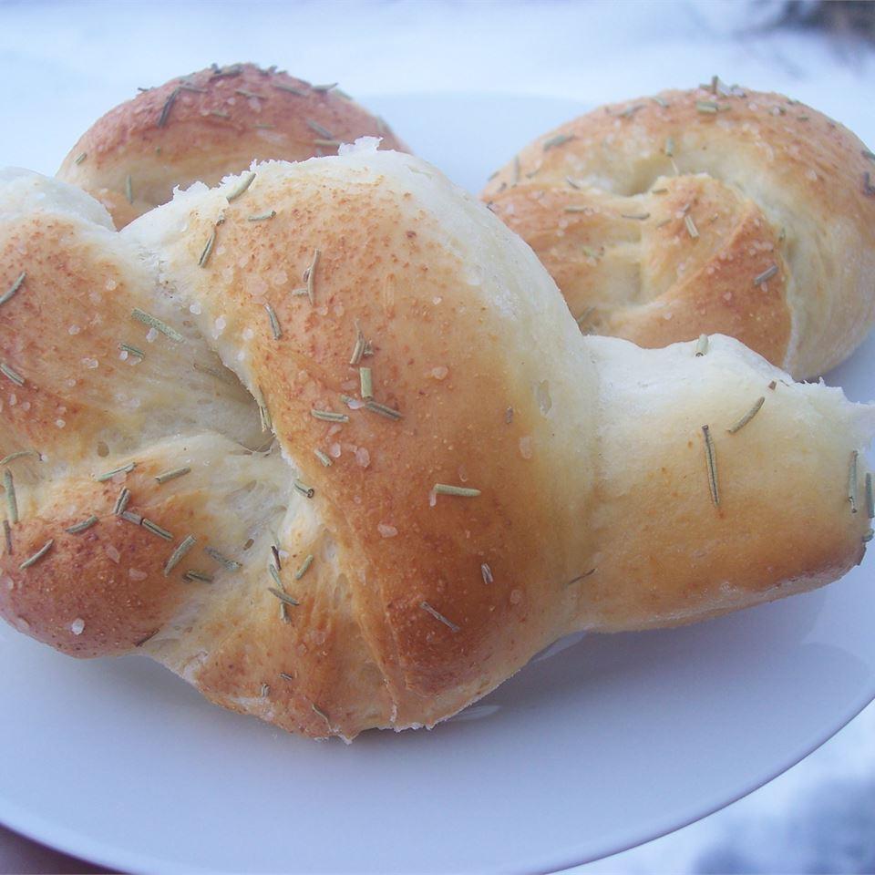 Great Garlic Knots Sarah-May