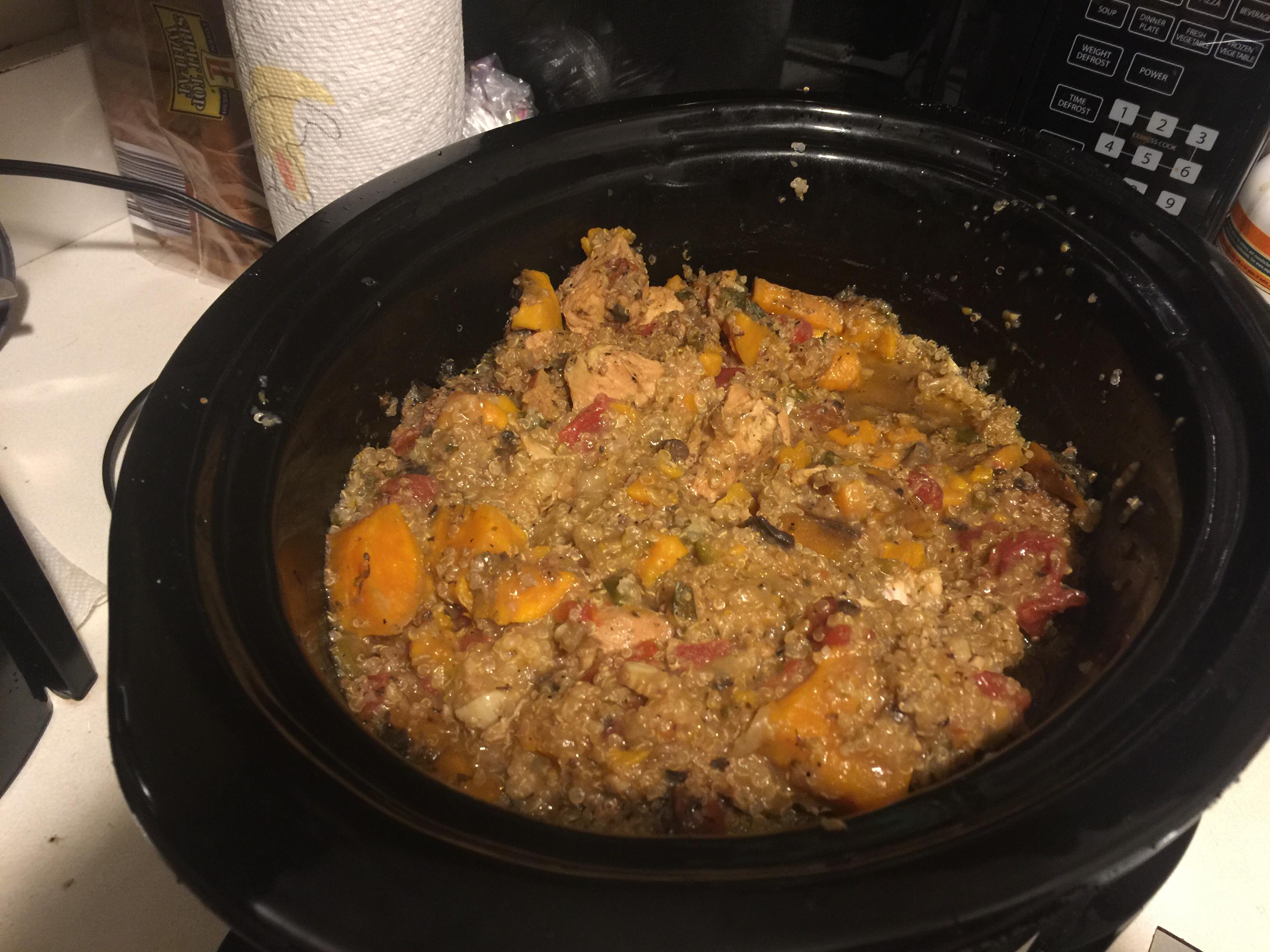 Slow Cooked Chicken Stew Gary Weigner
