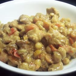 African Chicken Stew Leah Shaw