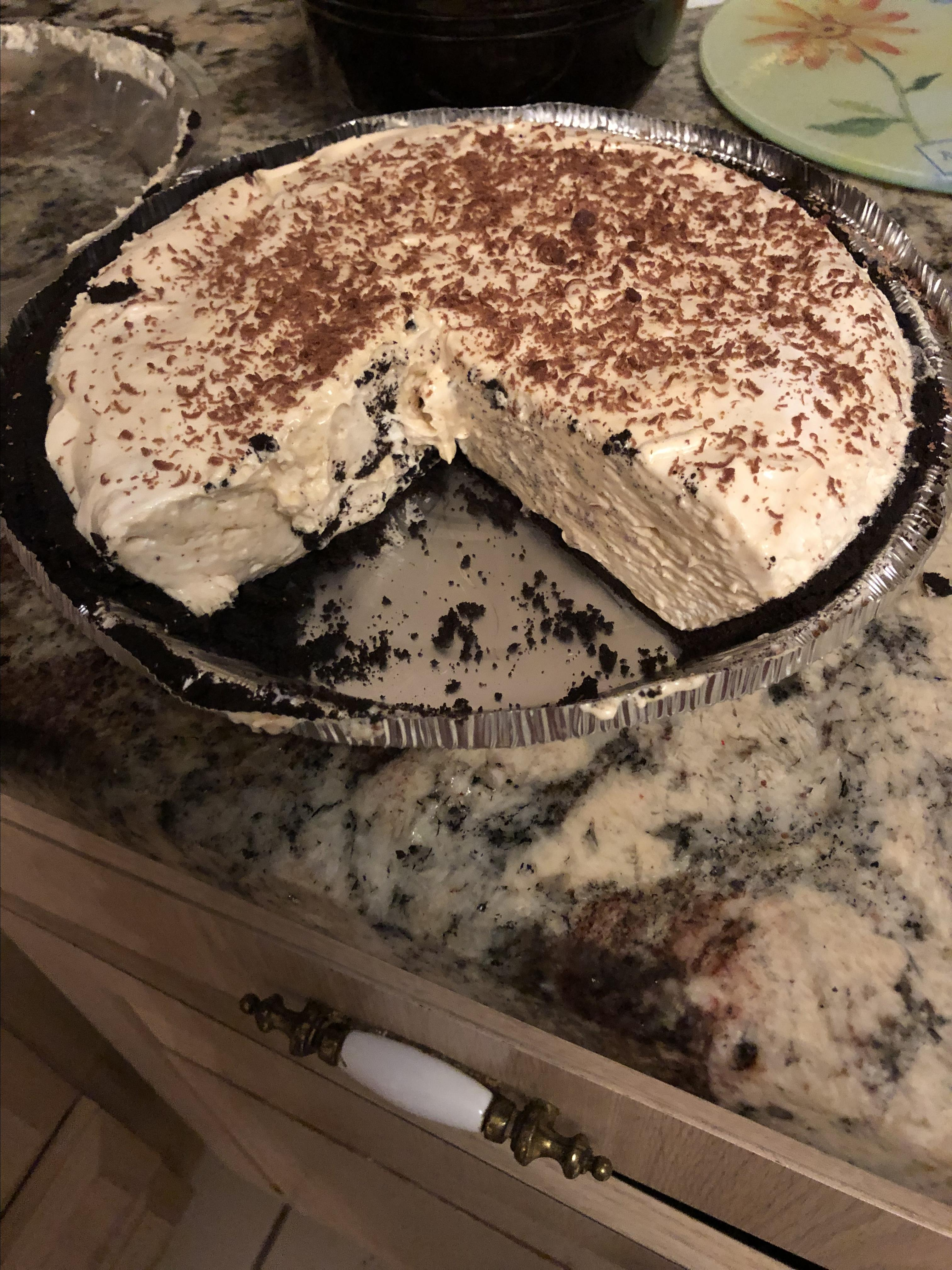 Peanut Butter Pie XIX