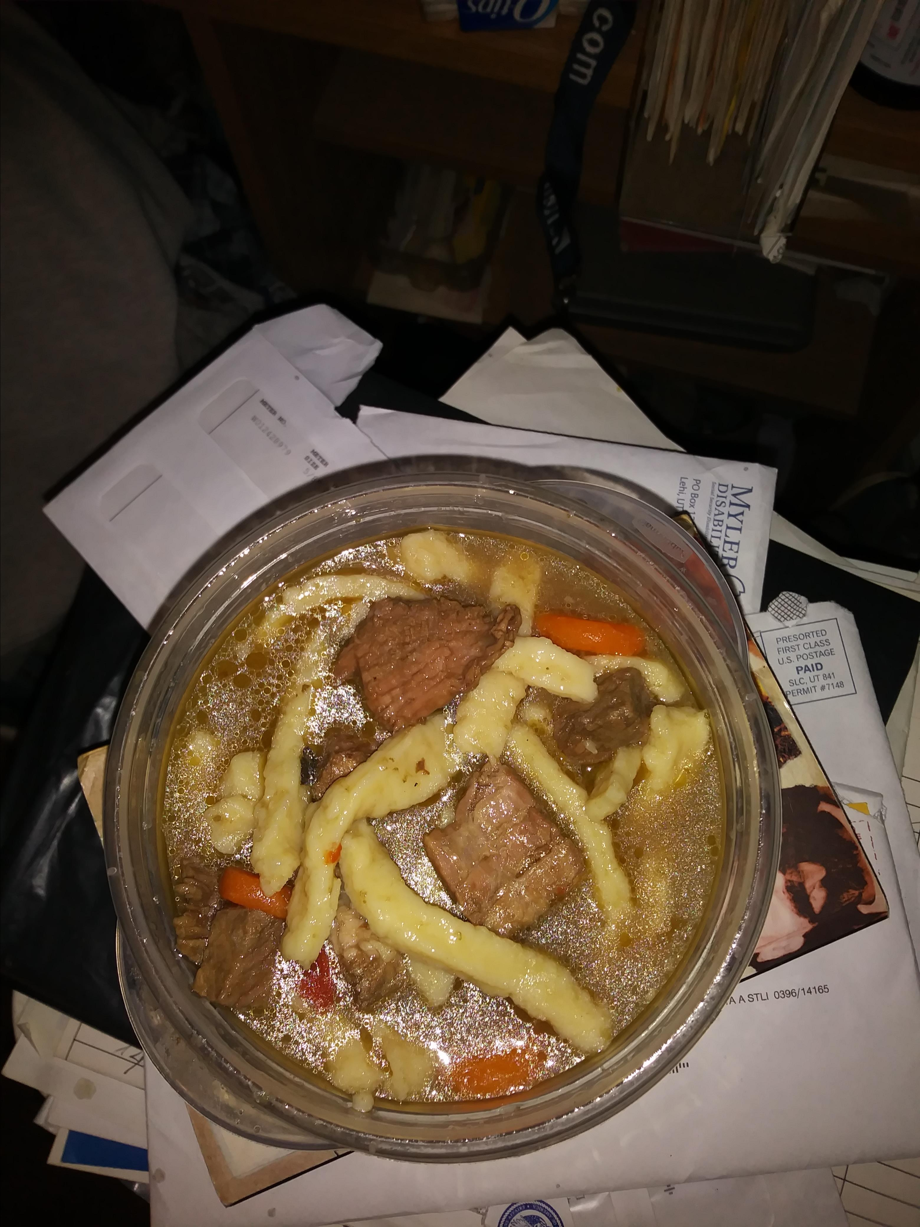 Homemade Noodles diane mayer