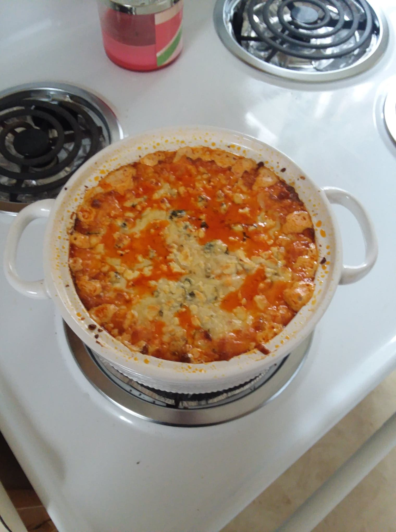 Quick and Easy Baked Buffalo Chicken Dip Deanna