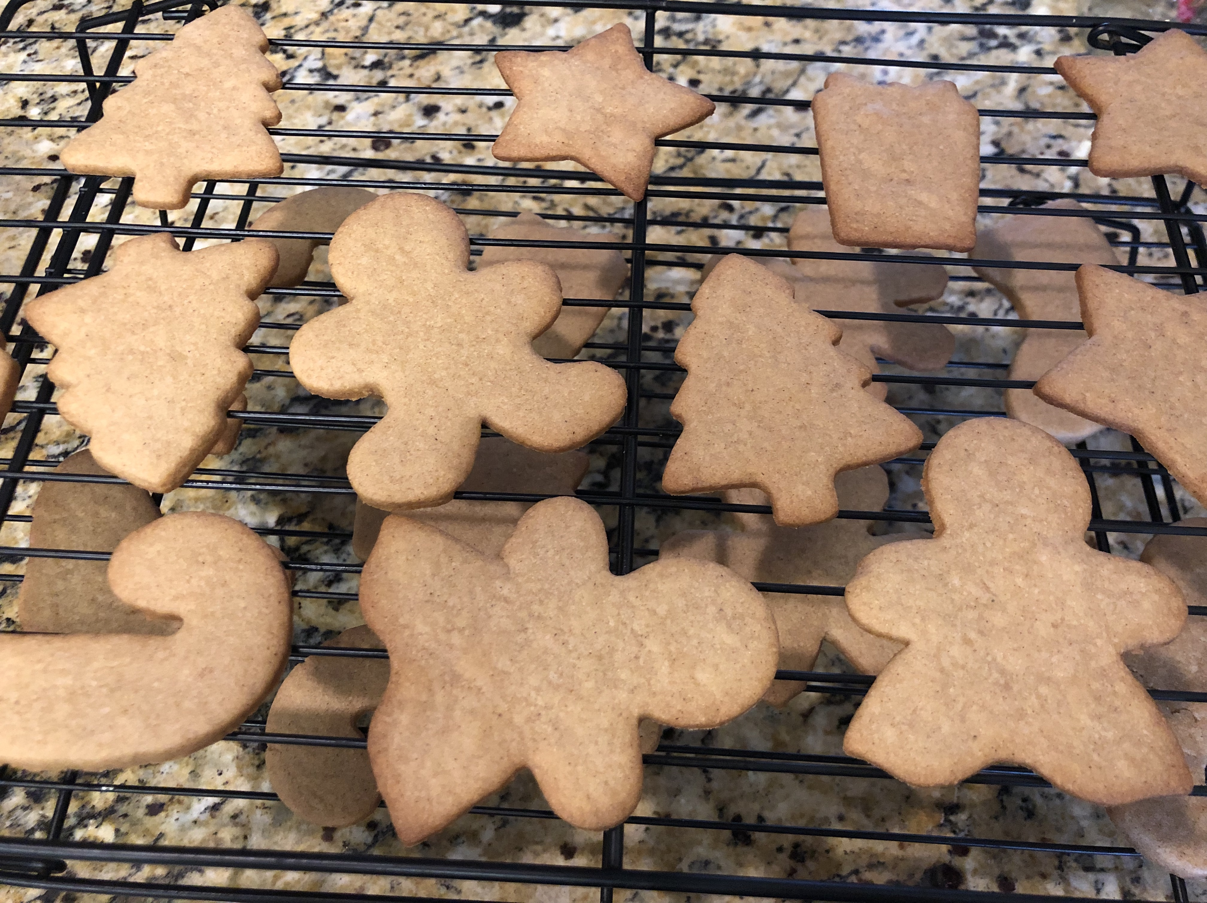 Sugar and Spice Cookies Reese Gibbons Schmit