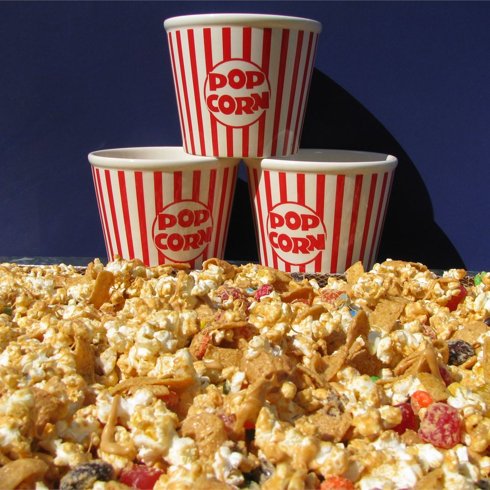 Movie Theater Floor