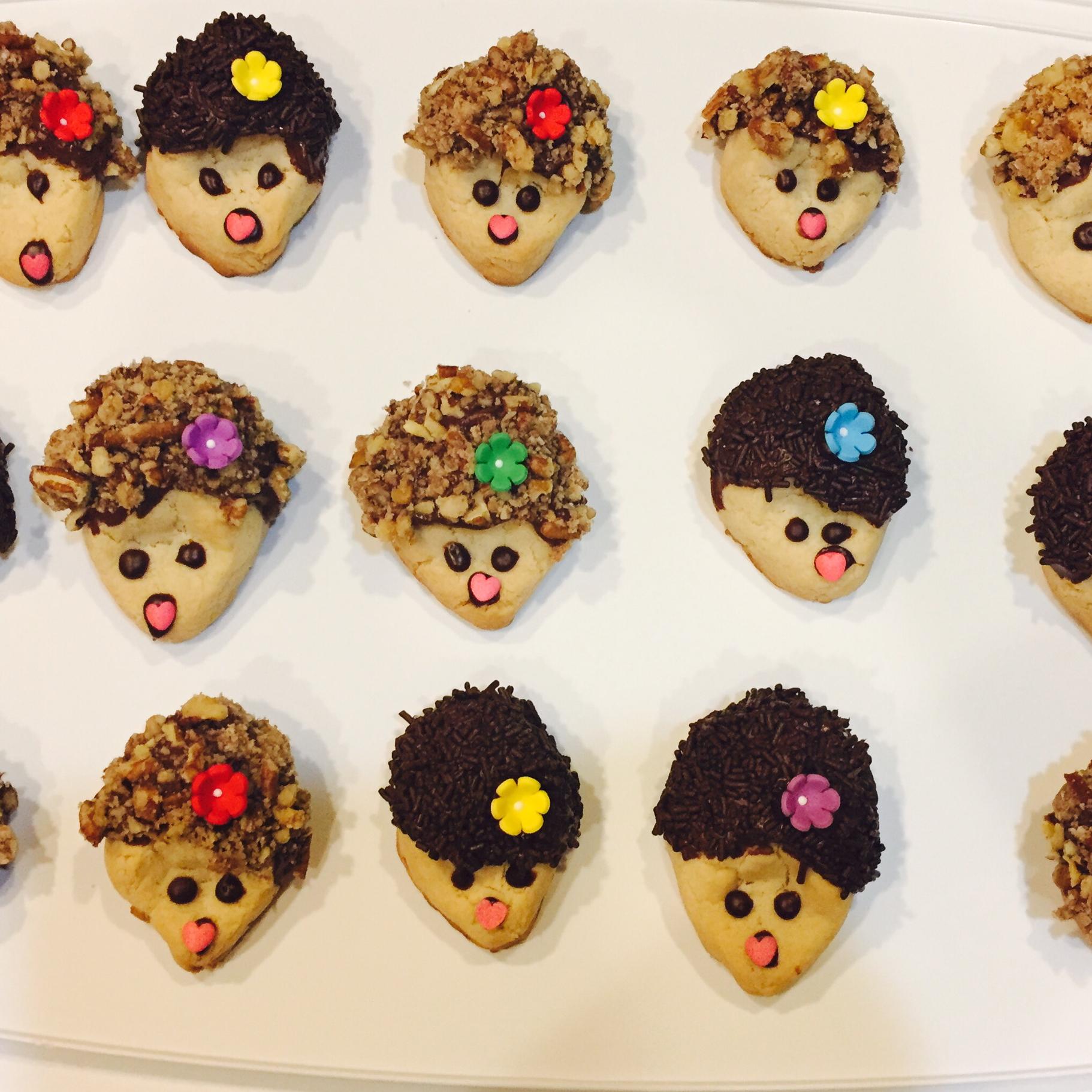 Hedgehog Cookies leighann