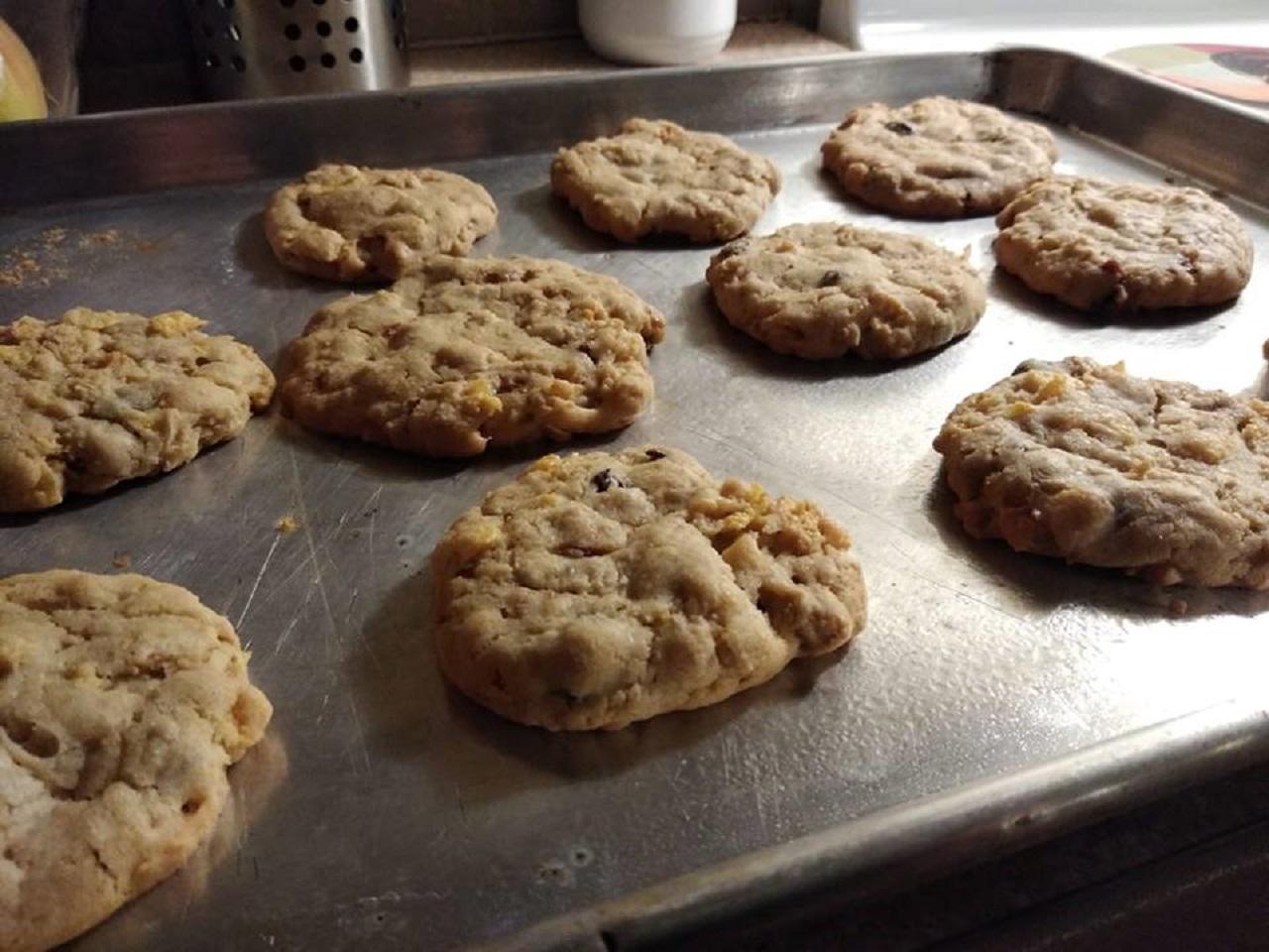 Dish Pan Cookies Jennifer Ellis