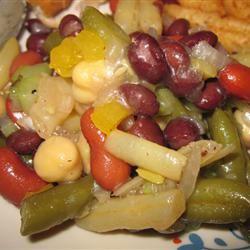 Best Bean Salad KittyFanatic