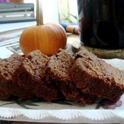 Chocolate-Pumpkin Bread linda_wlu