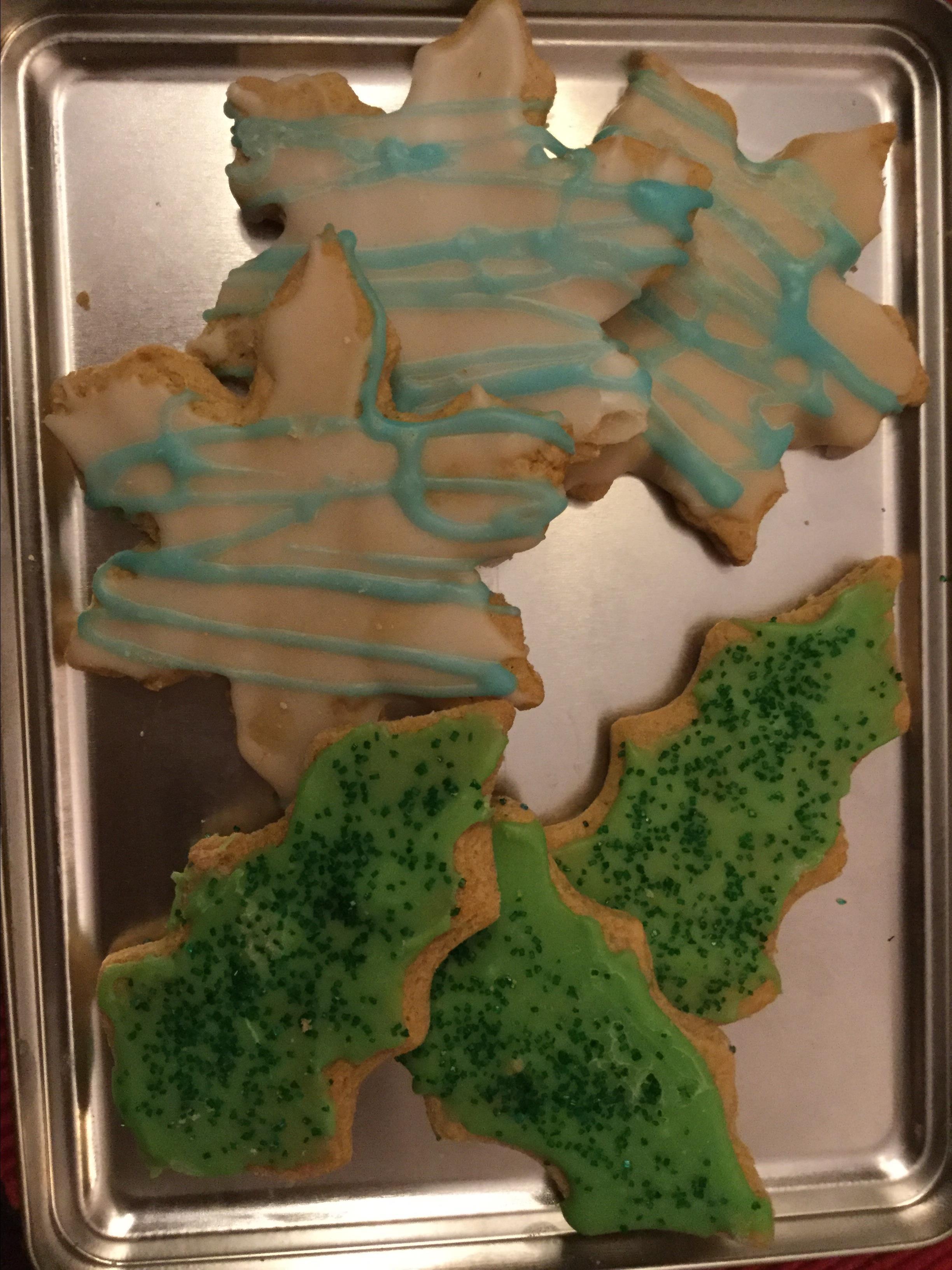 Perfect Vegan Sugar Cookies andrea b