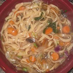 Asian Mushroom Soup Noeller67