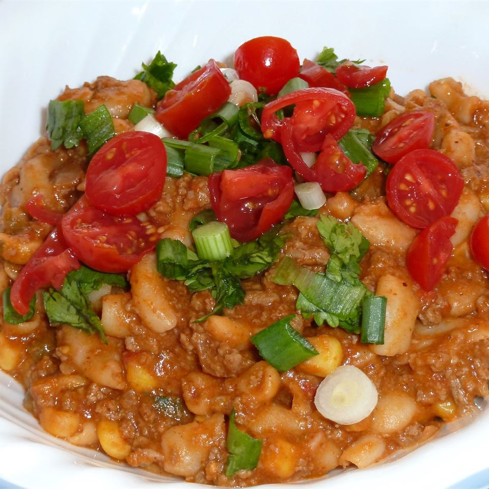 Mexican-Style Goulash