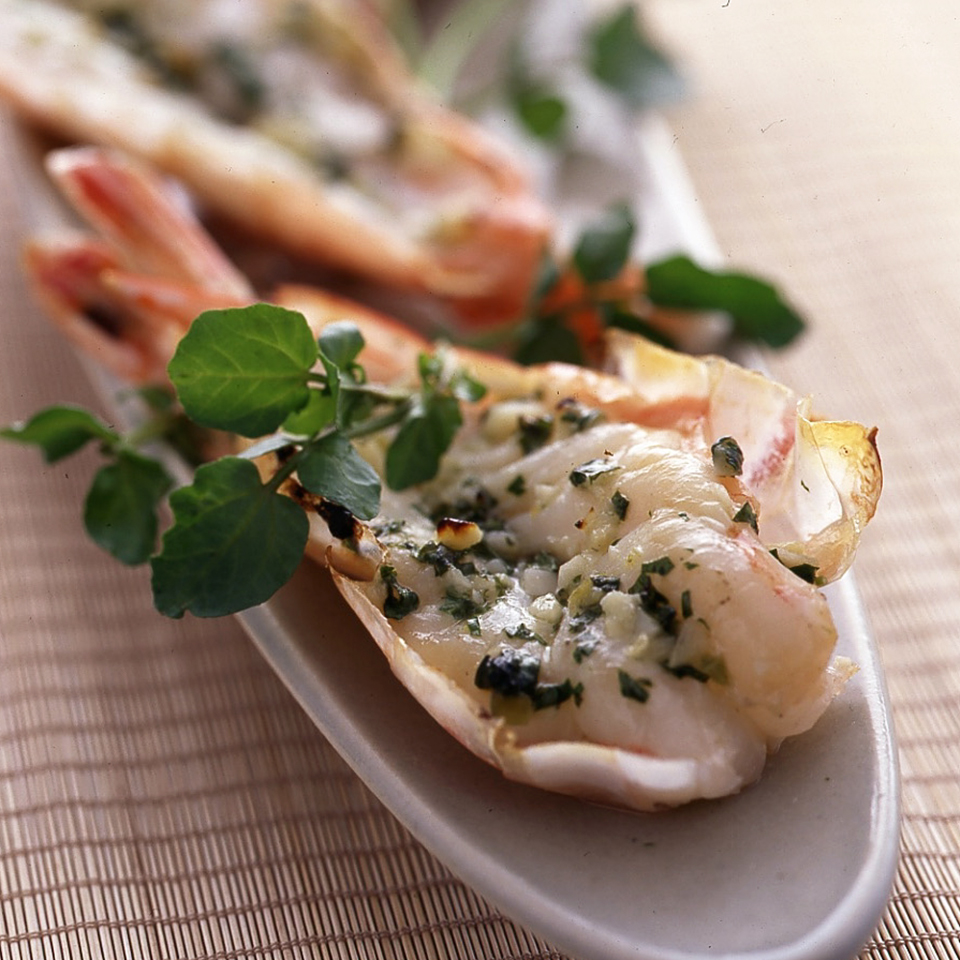 Shrimp with Basil Diabetic Living Magazine