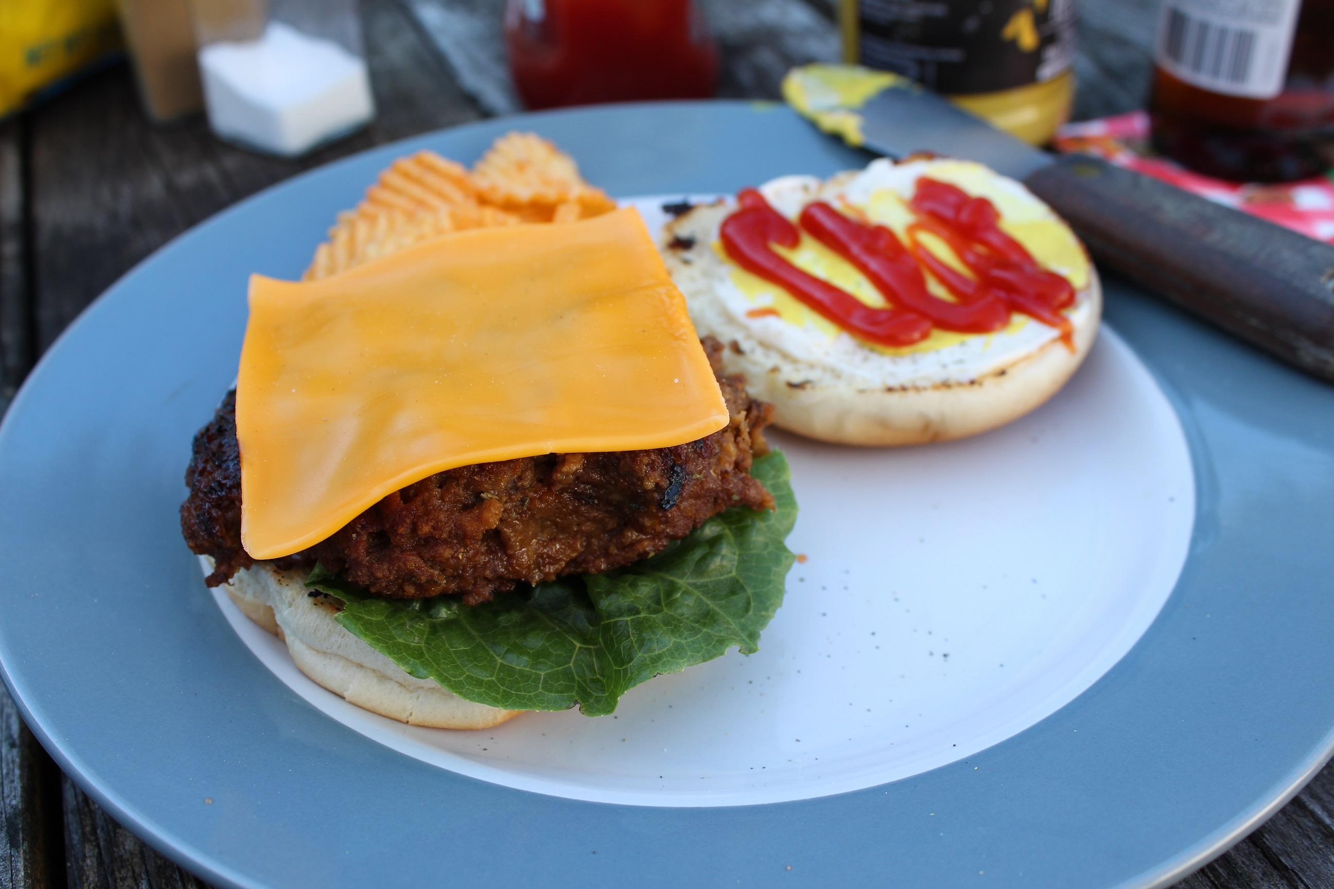 Mo Bro's Burgers Chef Mo