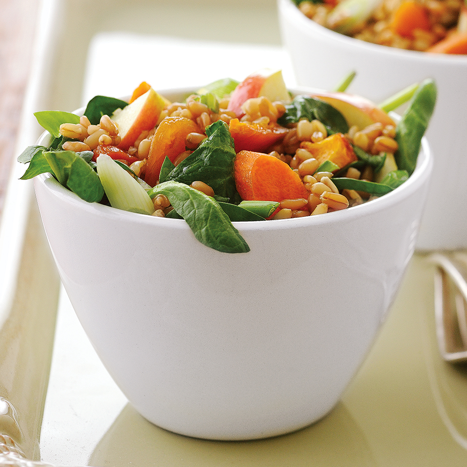 Wheat Berry Salad Diabetic Living Magazine