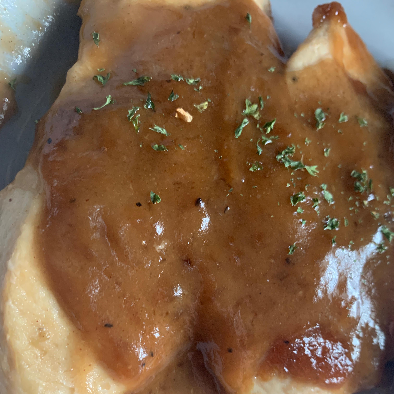 Chicken in Peanut Sauce
