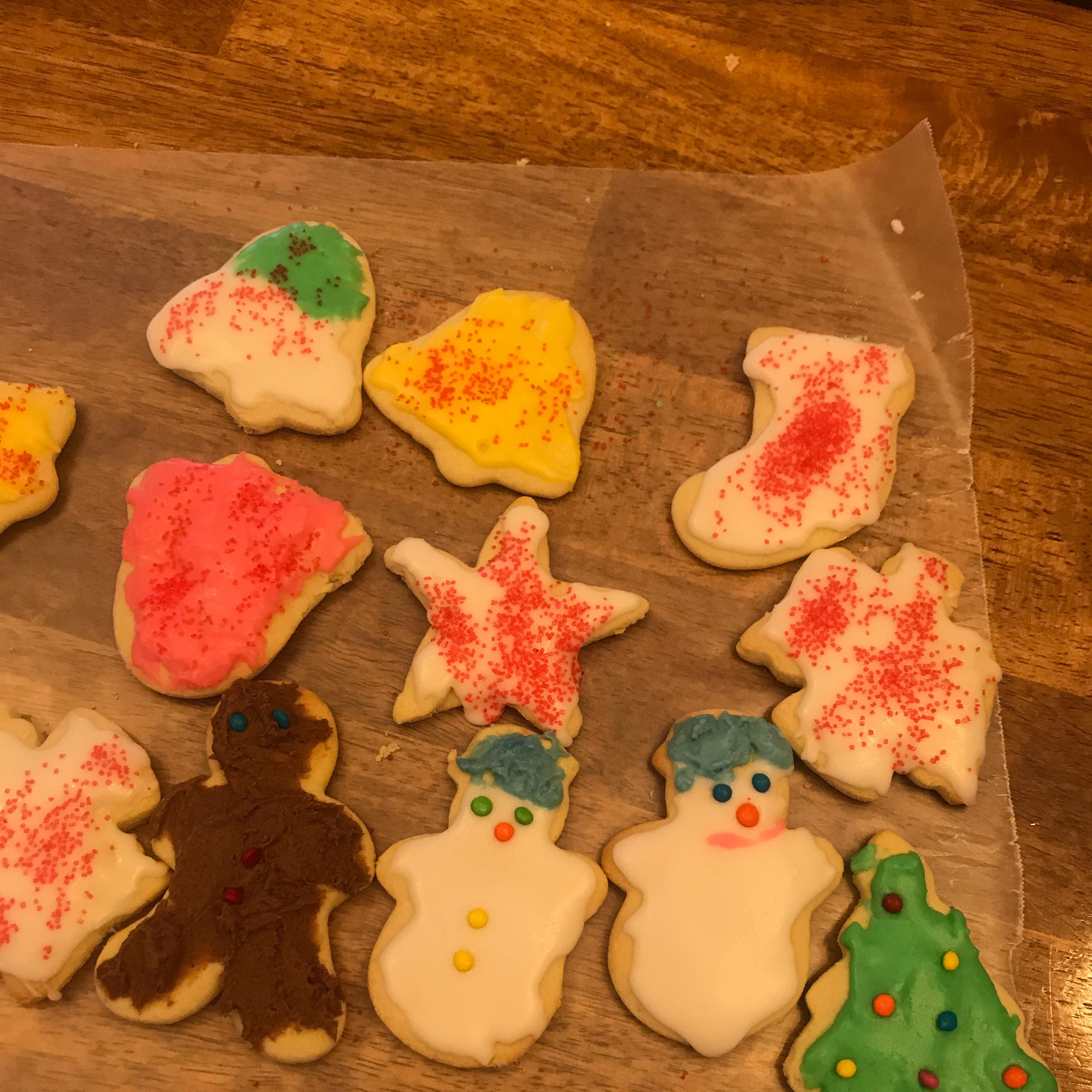 Roll About Sugar Cookies Dances with cats