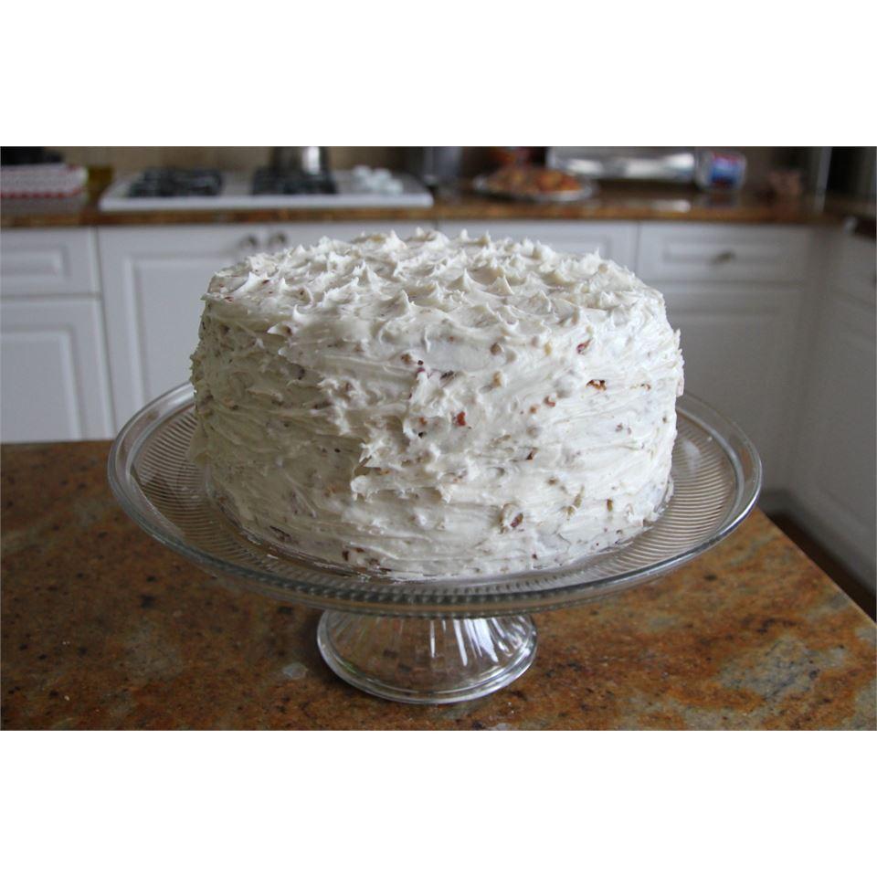 Italian Creme Layer Cake