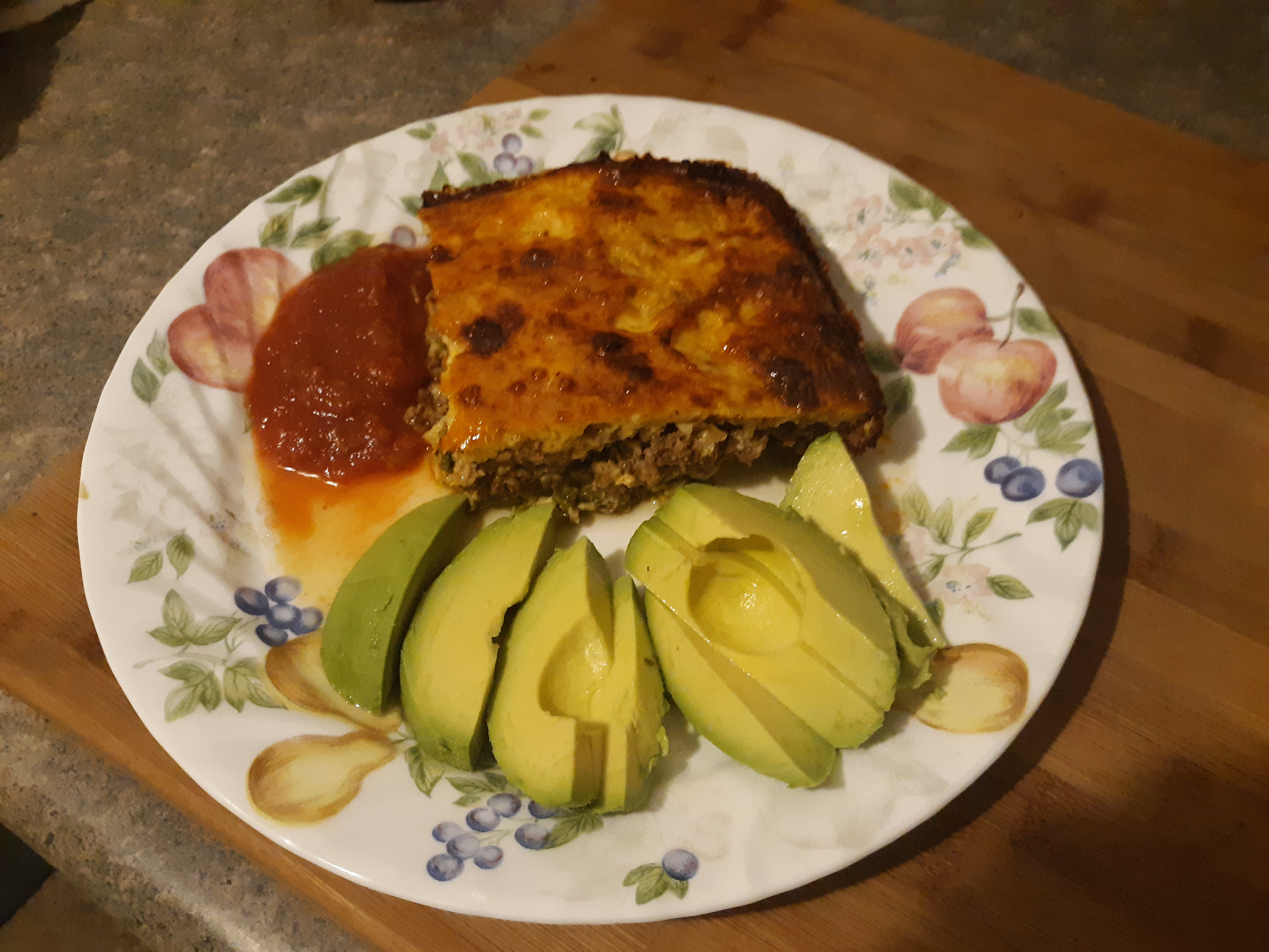 Chile Relleno Casserole Jon Judge