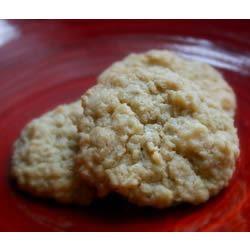 Coconut Oatmeal Cookies II JOANNAH