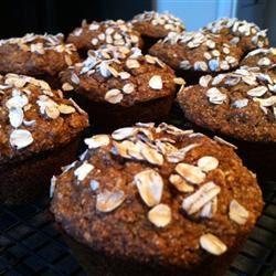 Whole Wheat Sweet Potato Muffins chikalin