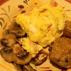 Omelet in a Mug Melissa Wilson Martin