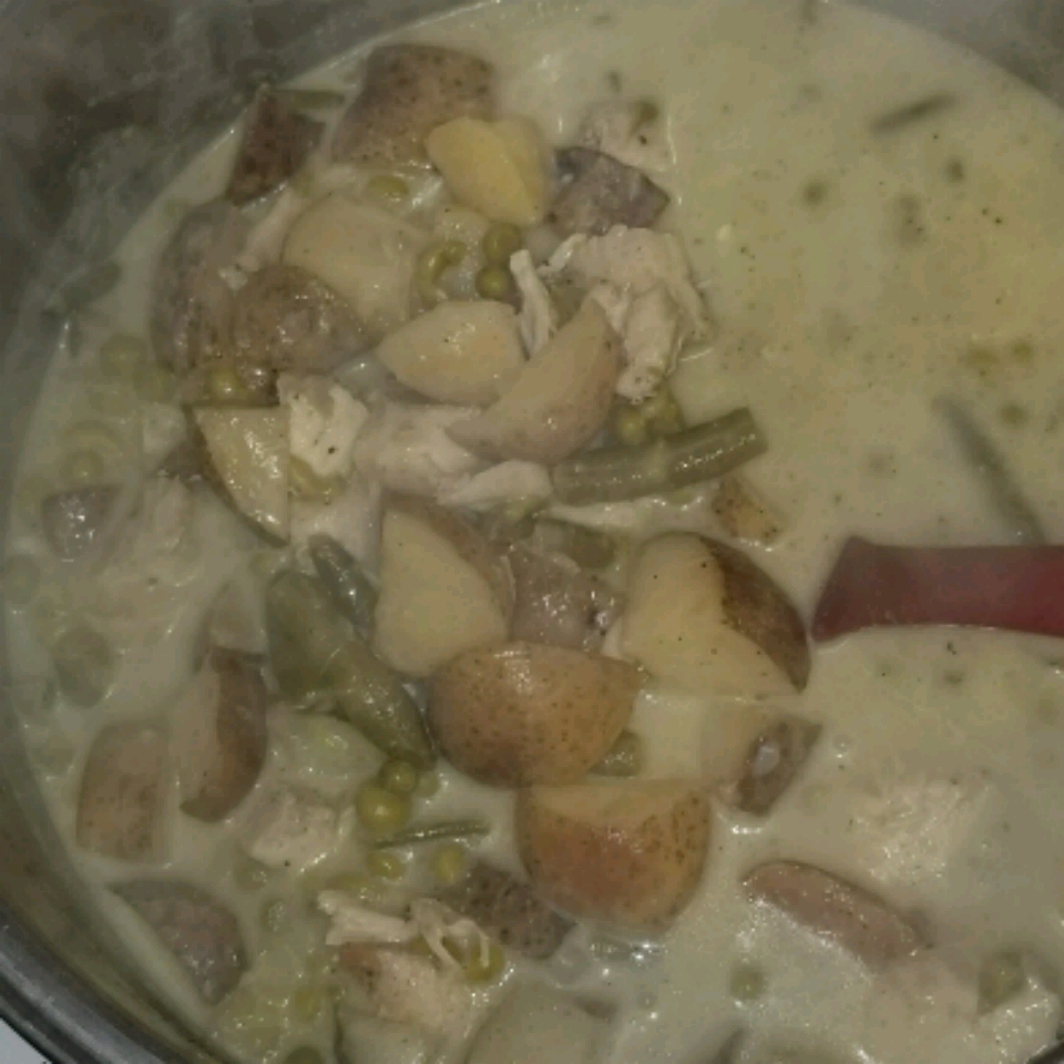 Chicken and Potato Soup Lee