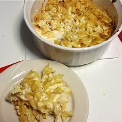 Noodle Kugel (Dairy) gaarafangirl54