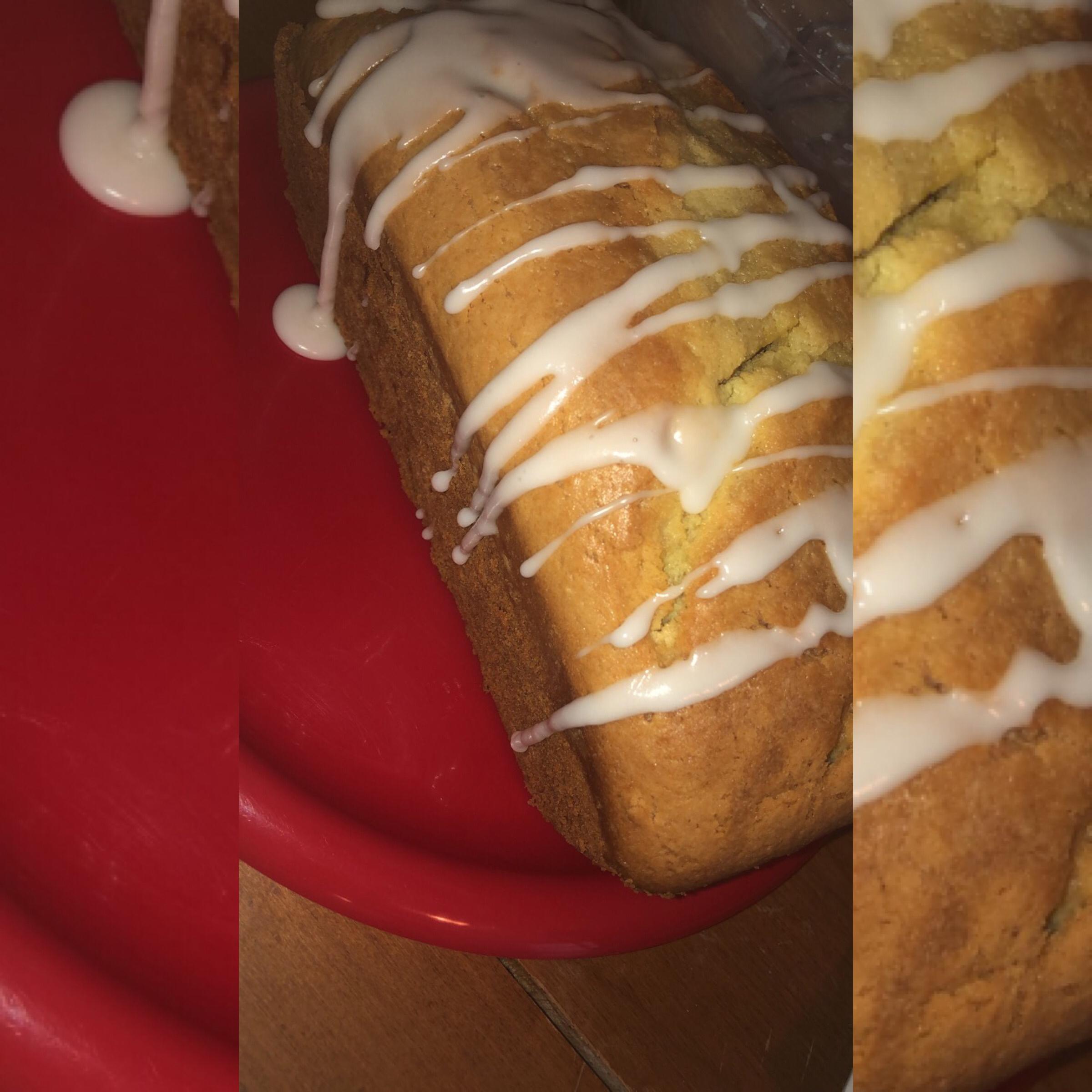 Lemon Loaf Cake Karlette Palmer