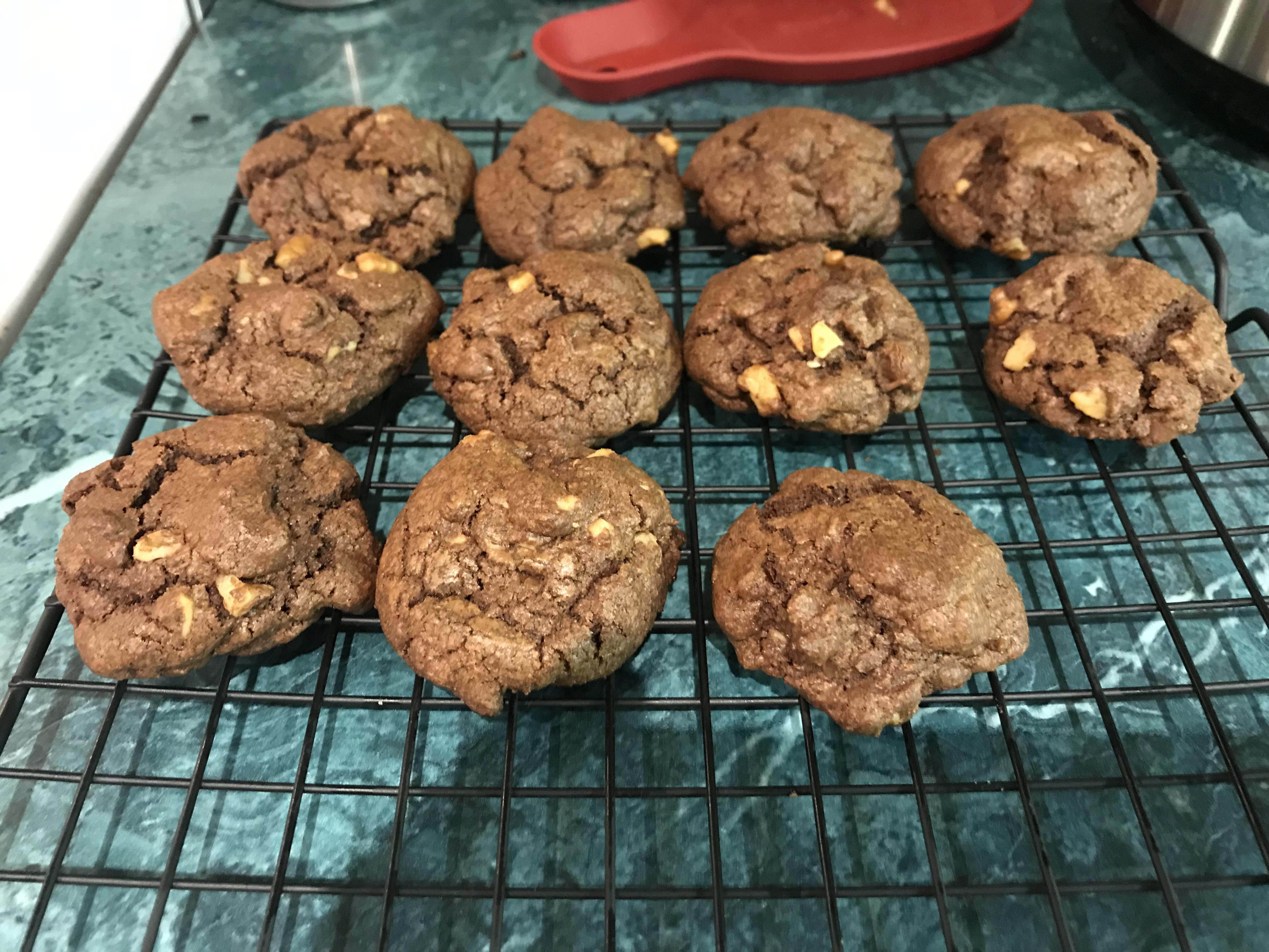 Chocolate Chocolate Chip Cookies I Paul Cole II