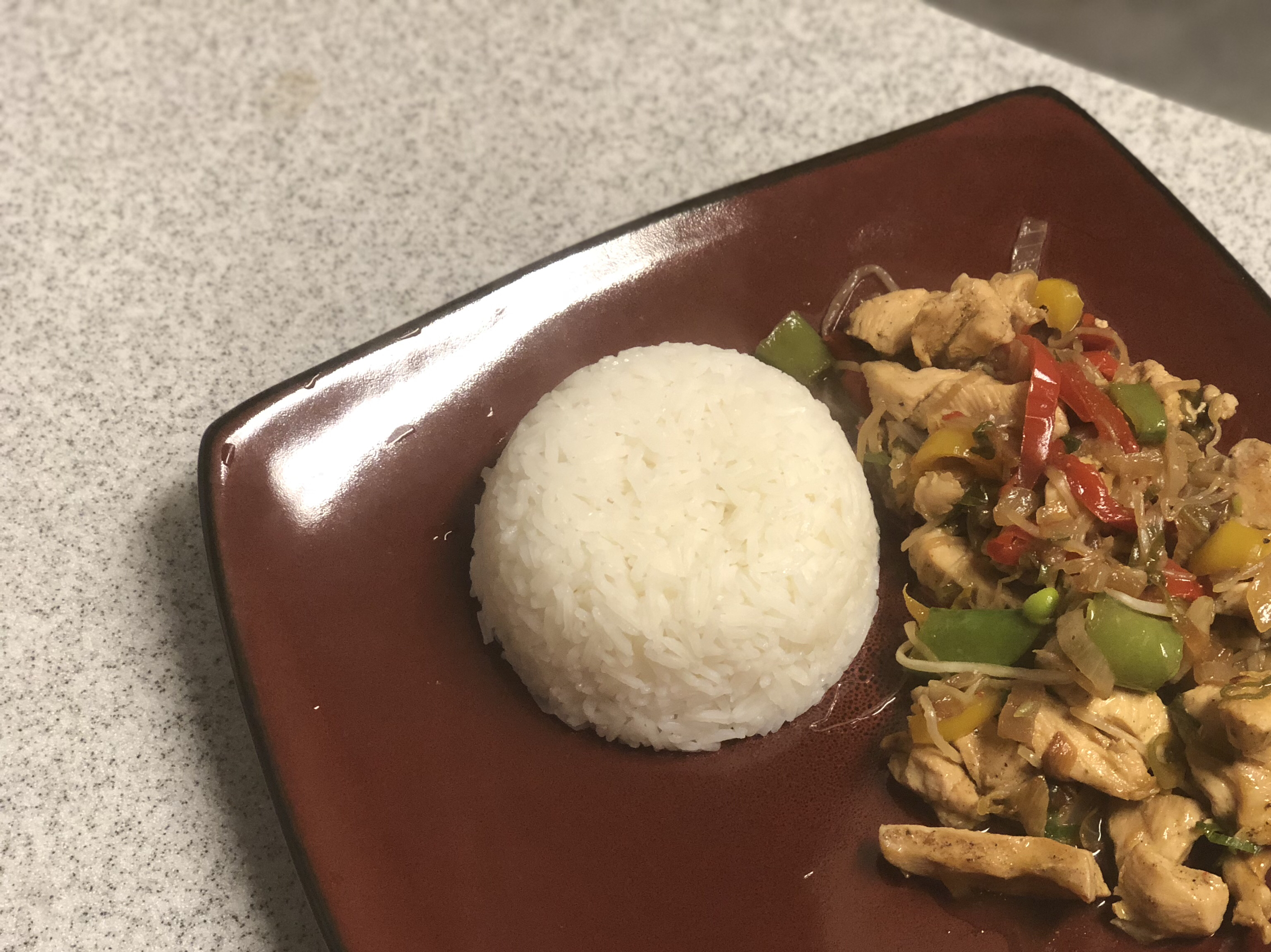 Chicken Vegetable Stir Fry Marques