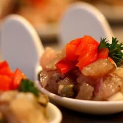Fresh Tuna Ceviche