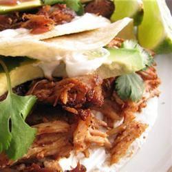 Slow Cooker Mexican Pork Carnitas