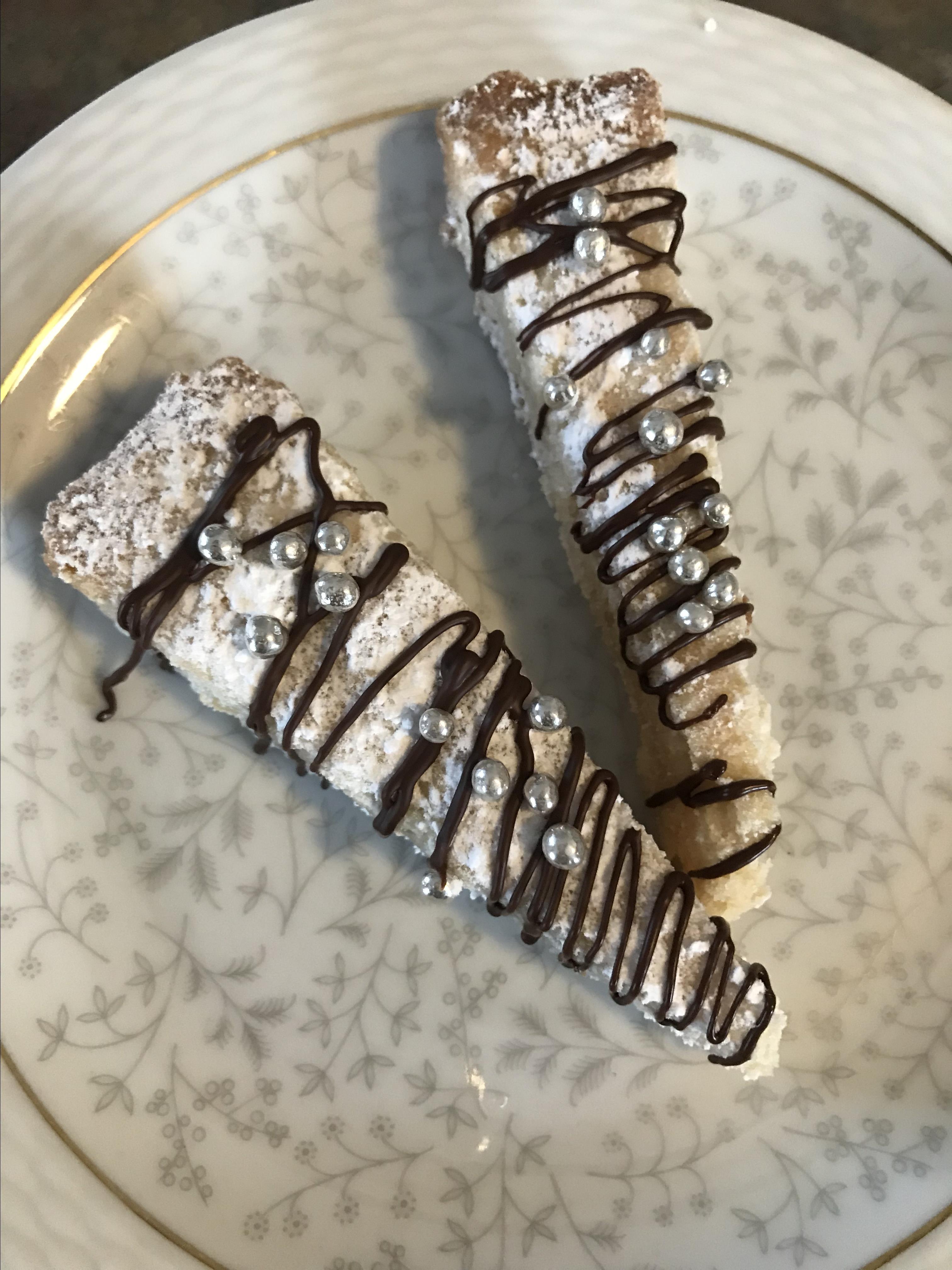 Shortbread Cookies IV Michelle