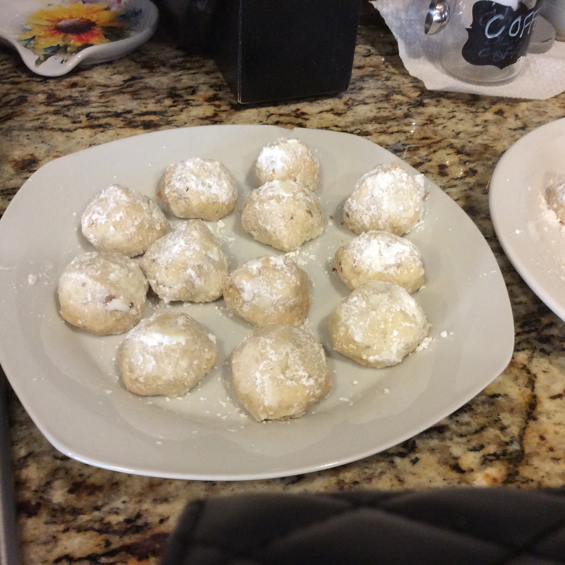 Russian Tea Cakes I Teddy Lowe